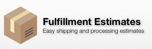 Fulfillment Estimates by ShopBits