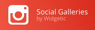 Social Media Galleries by Widgetic