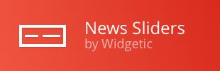 News Sliders by Widgetic