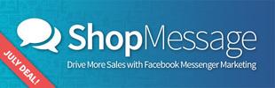 FB Messenger Remarketing by ShopMessage