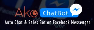 Ako Chatbot - Facebook Messenger Bot
