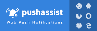 Web Push Notifications by PushAssist