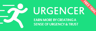 Urgencer - Create a sense of Urgency