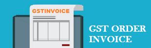 Order Invoice GST India