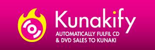 Kunakify - Automatic CD/DVD Fulfilment