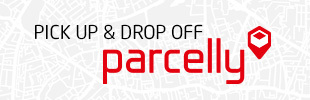 Parcelly Pick-up & Drop-off