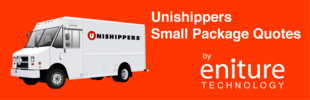 Unishippers Small Package Quotes