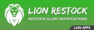 Lion Restock