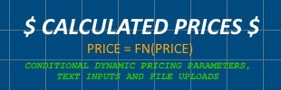Calculated Prices by Holest Engineering