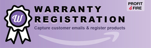 Warranty Registration | ProfitFire