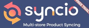 Syncio - Super Simple Inventory Syncing