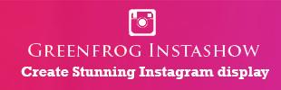 Greenfrog Instashow - Stunning Instagram Galleries