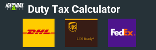 Duty and Tax Calculator - iGlobal Stores