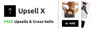 Upsell X