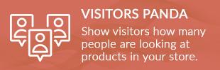 Visitors Panda