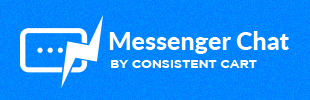Messenger Chat by Consistent Cart