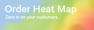 Order Heat Map