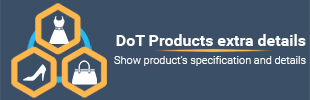 DoT Products extra details
