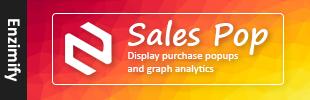 Sales Pop | Enzimify