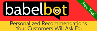 Personalized Recommendations by babelbot