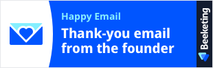 Happy Email app banner