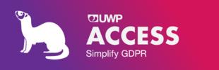 UWP Access - Simplify GDPR