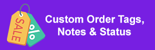 Custom Order Tags, Notes & Status By Ultimatify