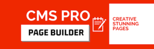 CMS PRO - landing page builder