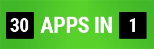 Smart Bundle: 10+ apps in one