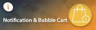 Notification & Bubble Cart