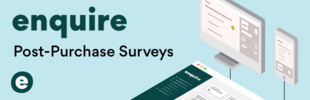 Post-Purchase Surveys by Enquire