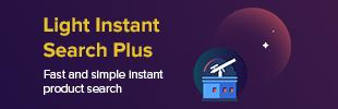 Light Instant Search Plus
