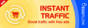 Instant Traffic - Free Ads & Traffic Exchange