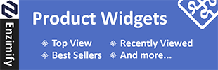 Product Widgets by Enzimify