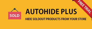 AutoHide Soldout Products