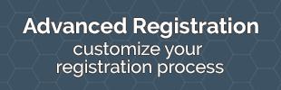 Advanced Registration