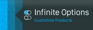 Infinite Options by ShopPad app banner