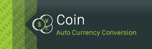 Coin by ShopPad app banner