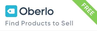 Oberlo app banner
