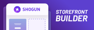 Shogun Drag & Drop Page Builder app banner