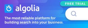 Algolia Search