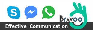 Bravoo - Effective Communication