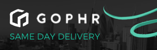 Gophr -  Same day delivery