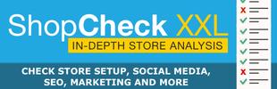 ShopCheck XXL