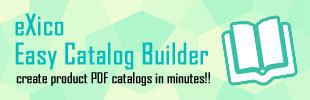 Exico Easy Catalog Builder