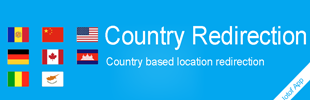 Country-based Location Redirection