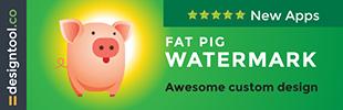 Fat Pig Watermark
