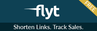 flyt URL Shortener and Sales Tracker