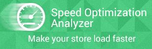 Speed Optimization Analyzer