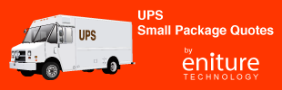 UPS Small Package Quotes